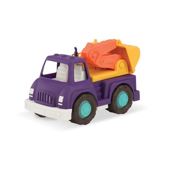 Ciężarówka z koparką Excavator Truck | B.Toys