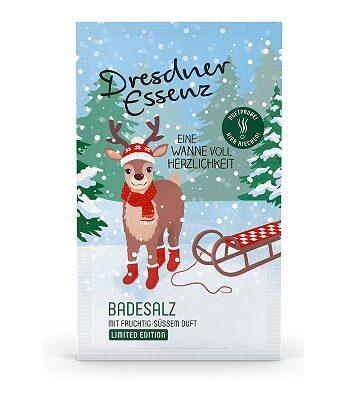 Sól Magic Winter z reniferem owocowo-karmelowa | Dresdner Essenz