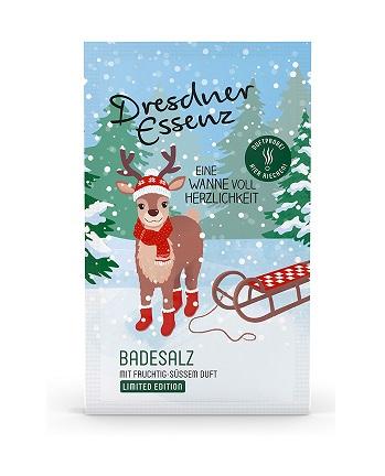 Sól Magic Winter z reniferem owocowo-karmelowa   Dresdner Essenz