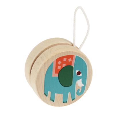 Drewniane jojo Słoń | Rex London