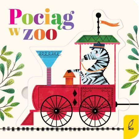 Czytanki-układanki Pociąg w Zoo