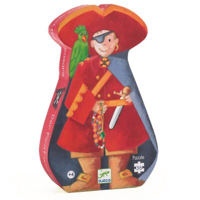Puzzle Pirat 24el | Djeco