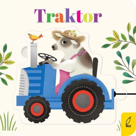 Czytanki-układanki Traktor