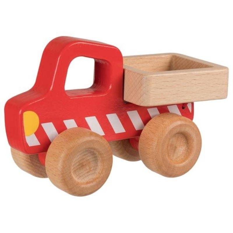 Drewniana ciężarówka z wywrotką | Goki