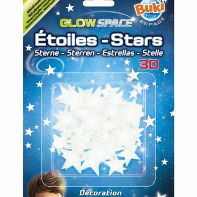 Gwiazdki świecące w ciemności | Buki