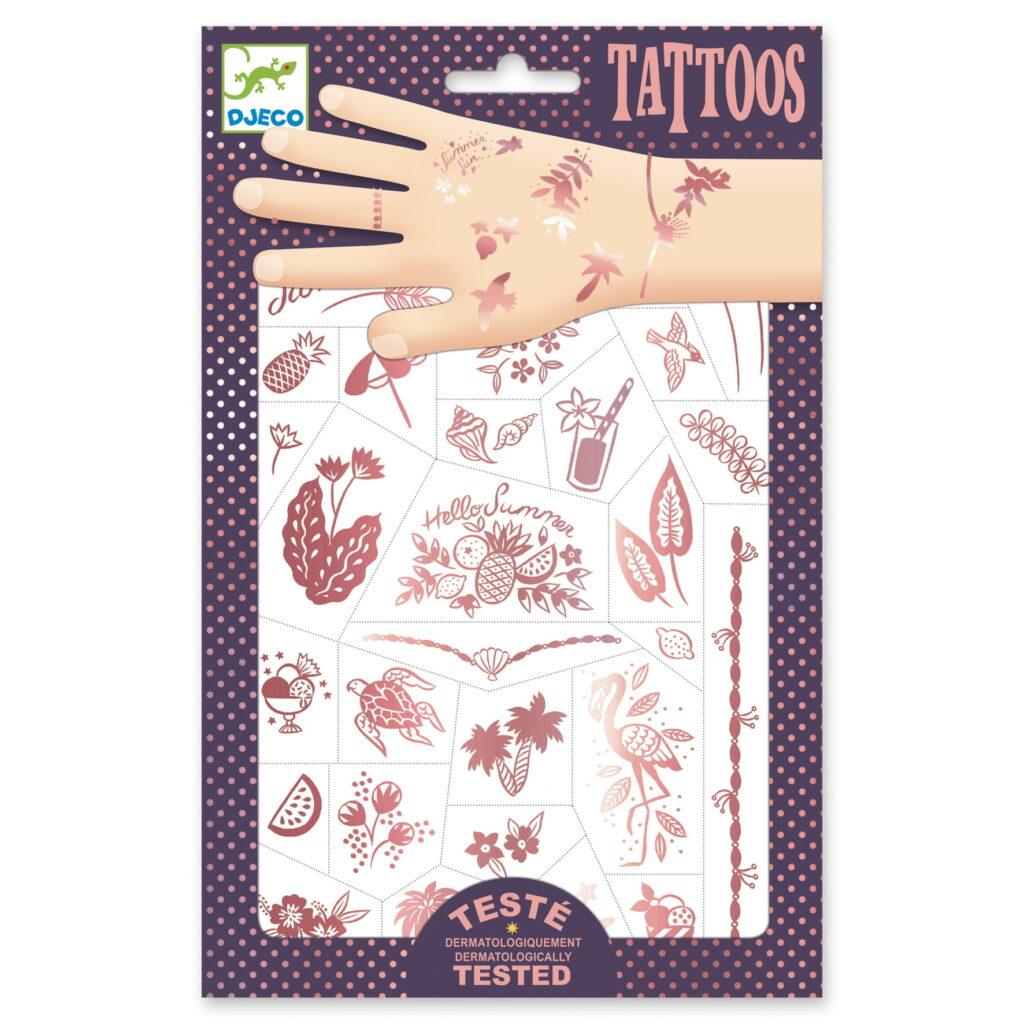 Tatuaże Lato   Djeco