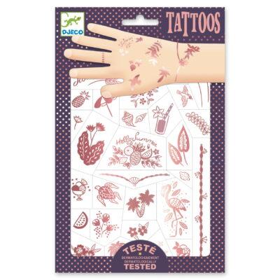 Tatuaże Lato | Djeco