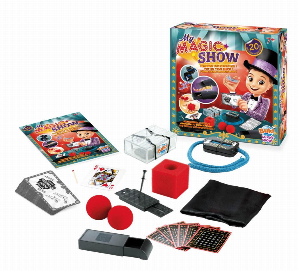 Zesatw magiczny Magic Show | Buki