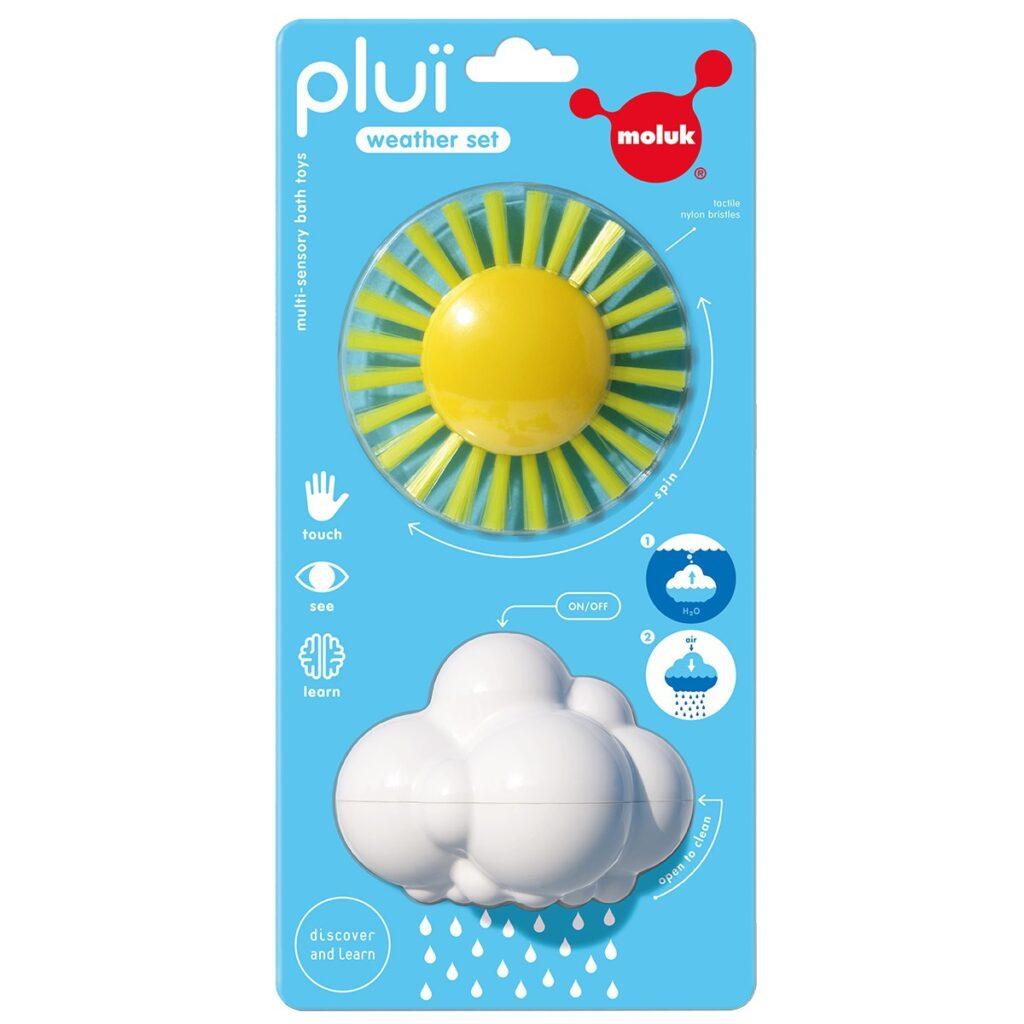 Zestaw zabawek Moluk - Plui Weather Set