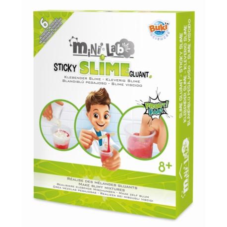 Mini lab Produkcja Slime Glutów | Buki