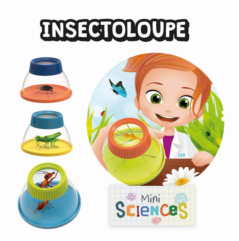 Mini pojemnik do obserwacji owadów | Buki