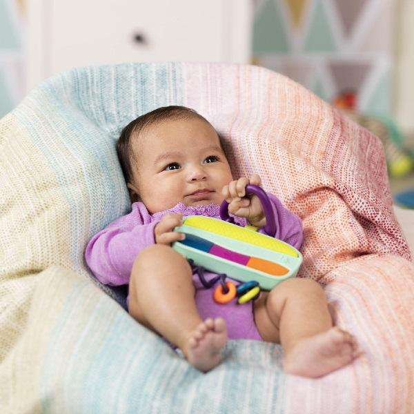 Pierwsze radio dla niemowląt Wee Jams | B.Toys
