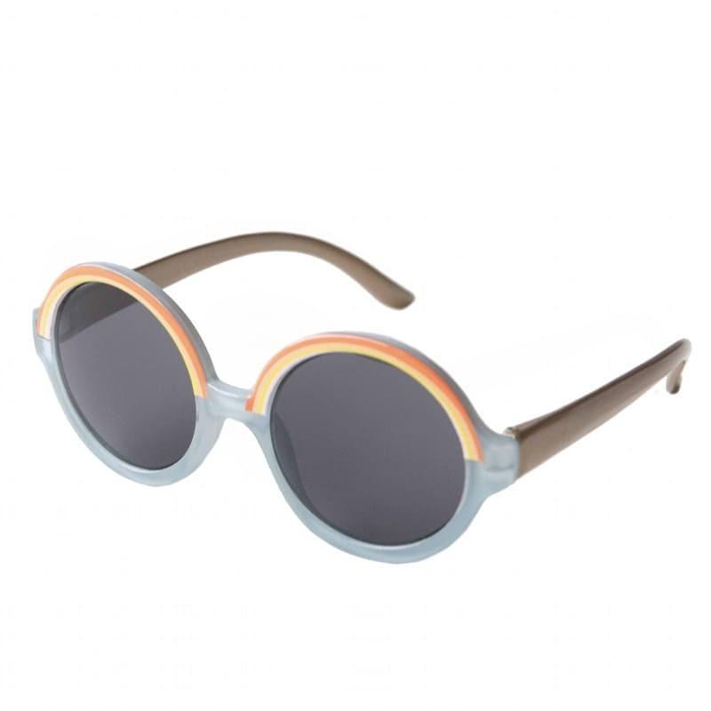 Okulary przeciwsłoneczne 100% UV Rainbow Round   Rockahula Kids