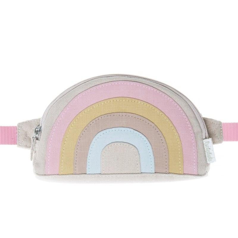 Nerka Dreamy Rainbow Bum Bag | Rockahula Kids
