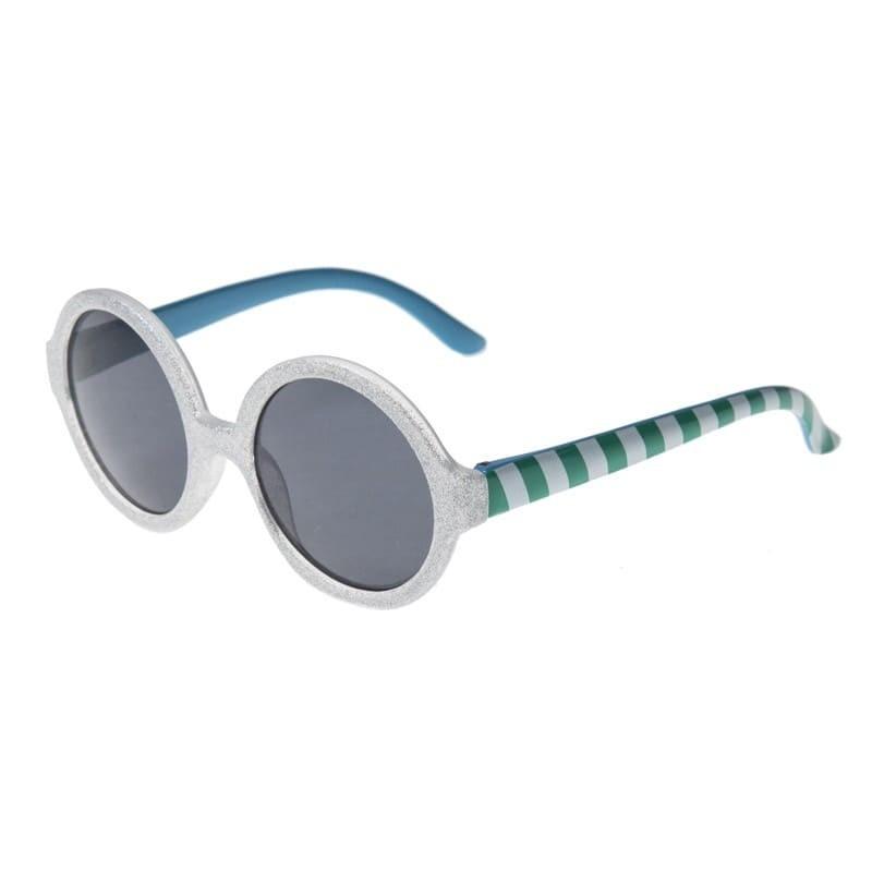Okulary dziecięce 100% UV Round Glitter   Rockahula