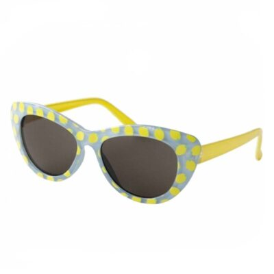 Okulary dziecięce 100% UV Zesty Lemon   Rockahula