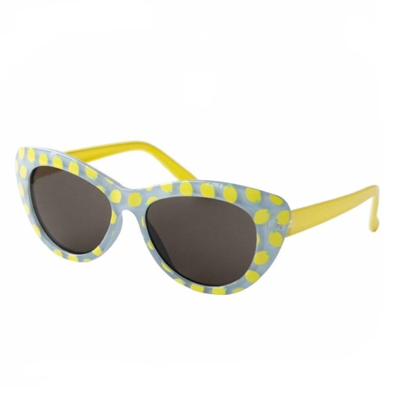 Okulary dziecięce 100% UV Zesty Lemon | Rockahula