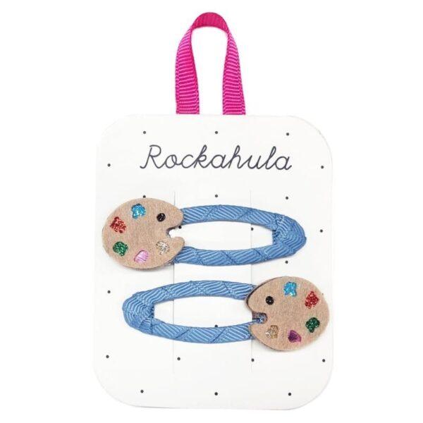 Spinki do włosów Artists Palette | Rockahula Kids