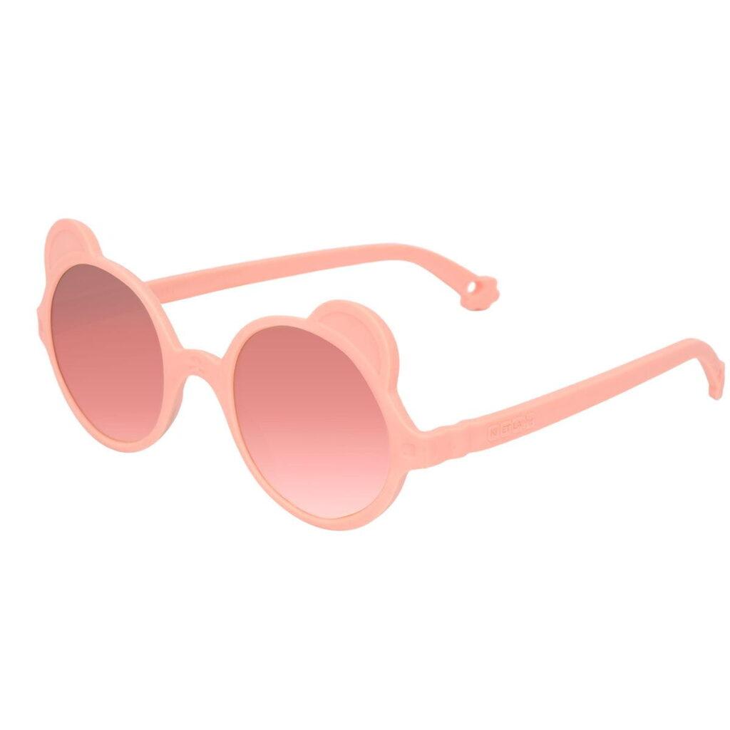 Okulary przeciwsłoneczne OURS'ON 1-2 lata Peach   Kietla