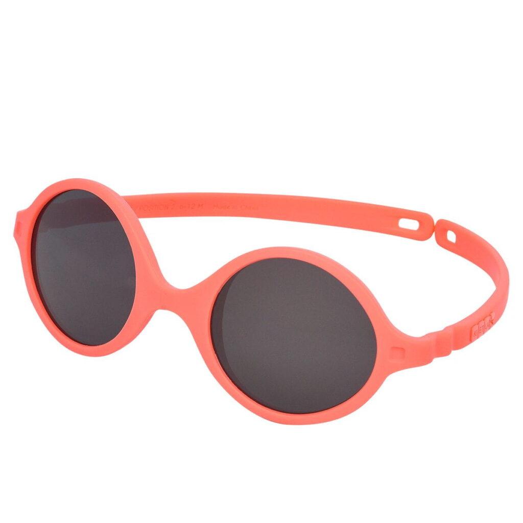 Okulary przeciwsłoneczne Diabola 0-1 Grapefruit   Kietla