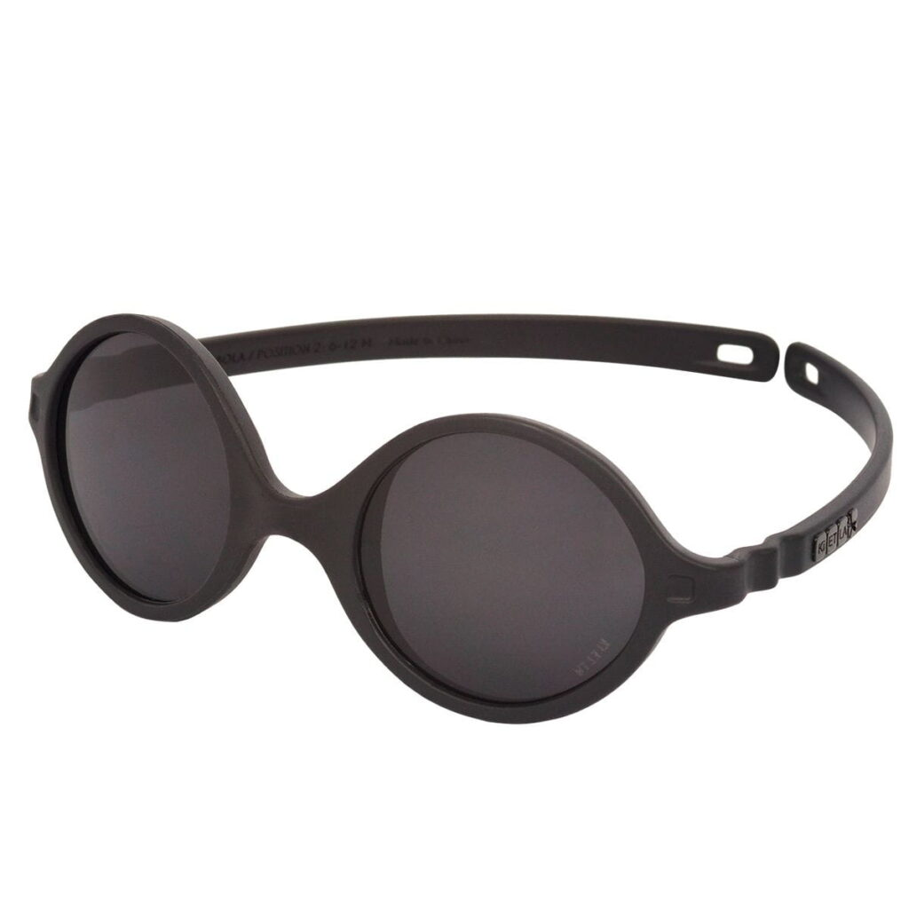 Okulary przeciwsłoneczne Diabola 0-1 Black   Kietla