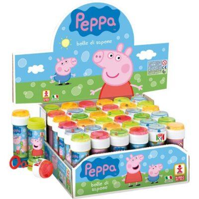 Bańki mydlane Świnka Peppa