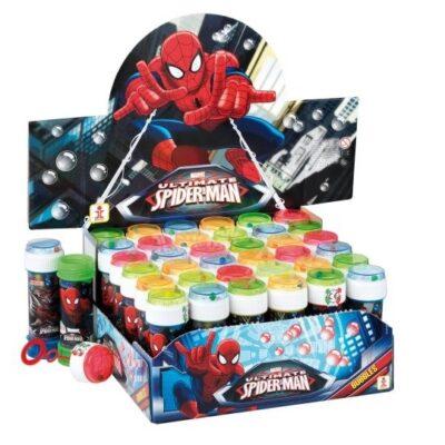 Bańki mydlane Spider Man