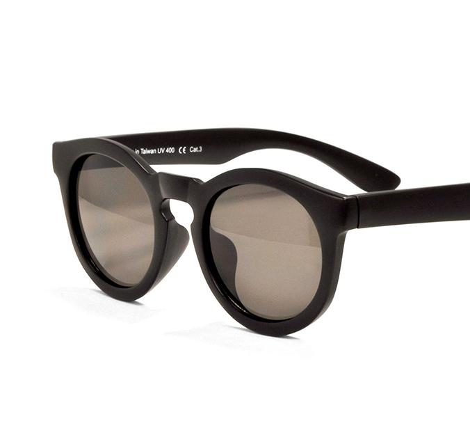 Okulary przeciwsłoneczne Chill - Black Fashion 0-2   Real Kids Shades
