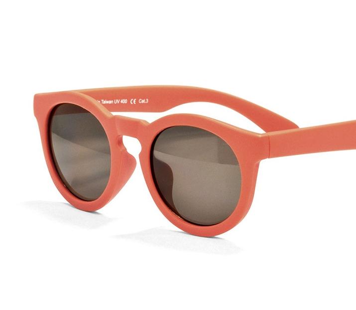 Okulary przeciwsłoneczne  Chill Canyon Red Fashion 5-7 | Real Shades Kids