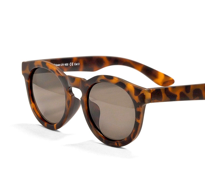 Okulary przeciwsłoneczne Chill - Tortoise Fashion 0-2   Real Shades Kids