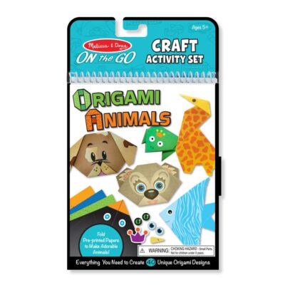 Origami zwierzątka zestaw kreatywny do tworzenia i zabawy | Melissa&Doug