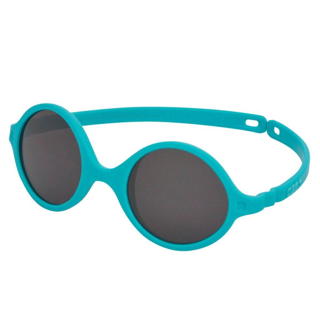 Okulary przeciwsłoneczne Diabola Peacock Blue 0-1   Kietla