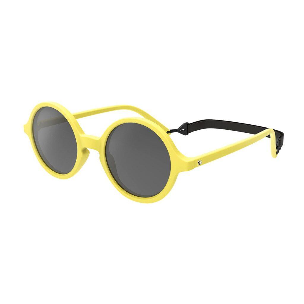 Okulary przeciwsłoneczne WOAM 0-2 Yellow   Kietla
