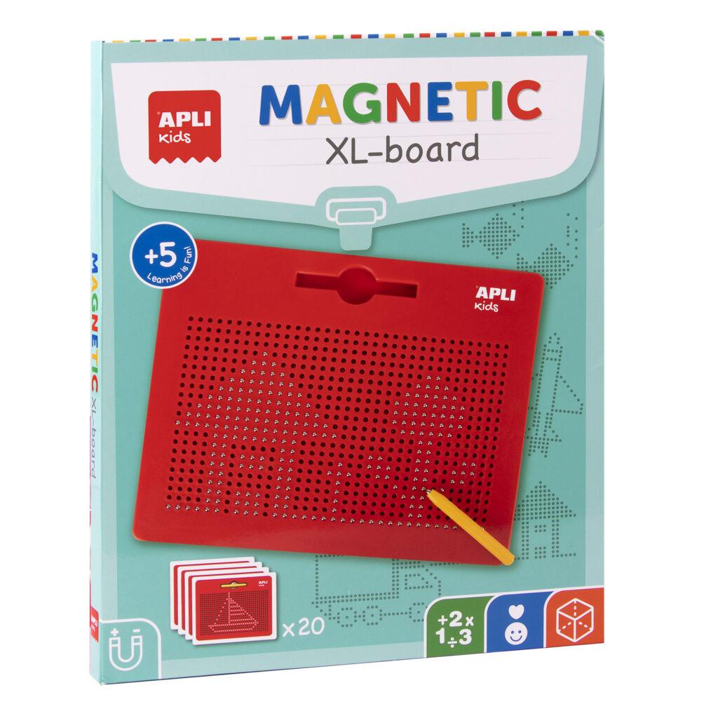 Magnetyczna tablica Duża   Apli Kids