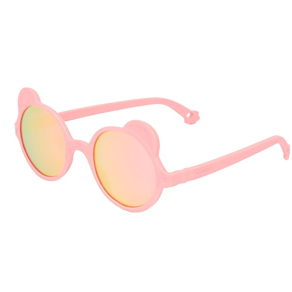 Okulary przeciwsłoneczne OURS'ON 2-4 lata Peach   Kietla
