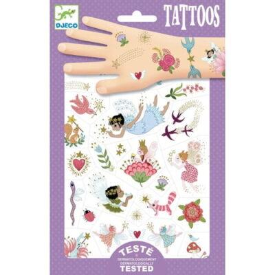 Tatuaże Przyjaciele Wróżki | Djeco