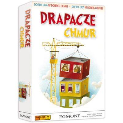 Gra Drapacze chmur | Egmont