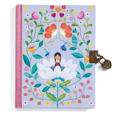 Sekretny pamiętnik na kłódkę Marie | Djeco