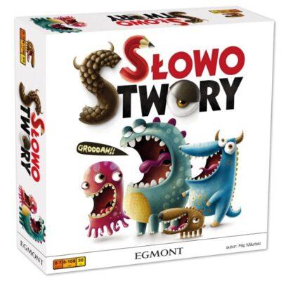 Gra SłowoStwory | Egmont