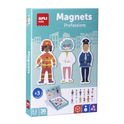 Magnetyczna układanka Zawody | Apli Kids