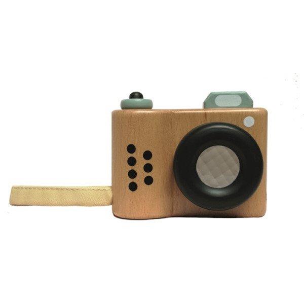 Aparat drewniany do robienia zdjęć - kalejdoskop   Egmont Toys