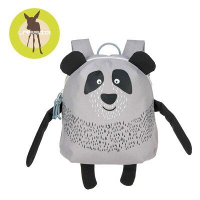 Plecak About Friends z magnesami Panda Pau   Lassig