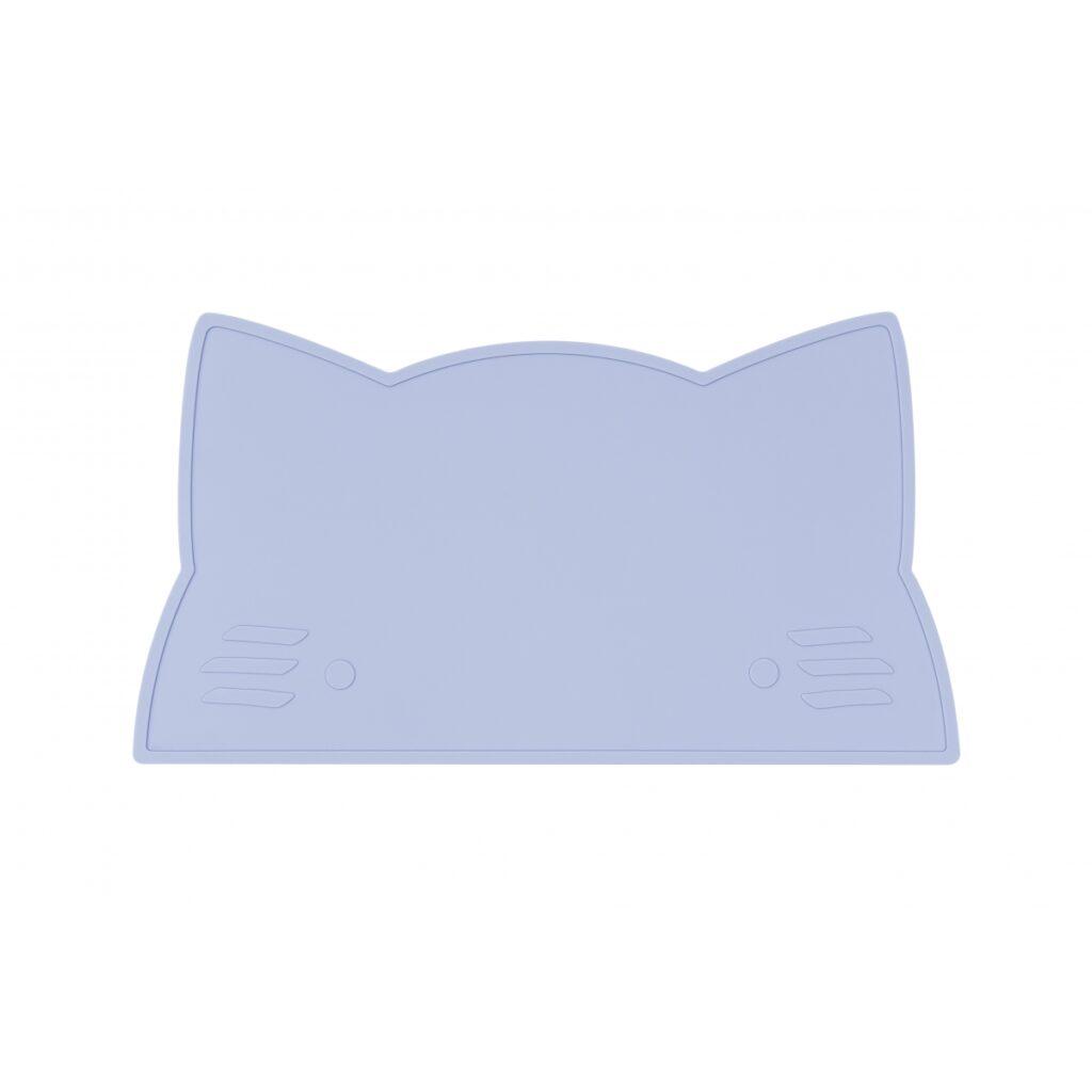 Silikonowa podkładka Kotek Powder Blue | We Might Be Tiny
