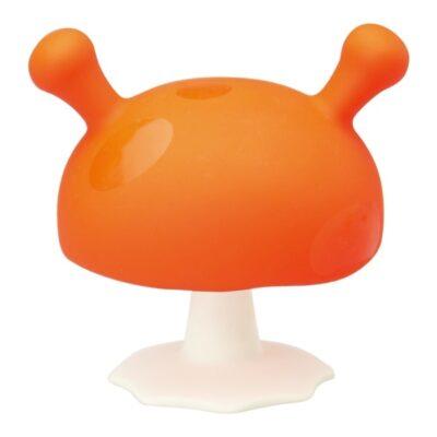 Gryzak Grzybek Orange   Mombella