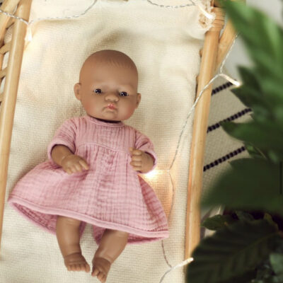 Lalka dziewczynka Hiszpanka 21cm | Miniland