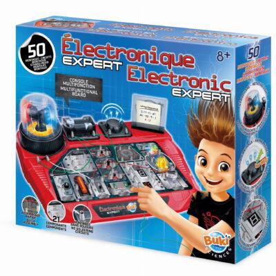 Ekspert elektroniki 50 obwodów | Buki