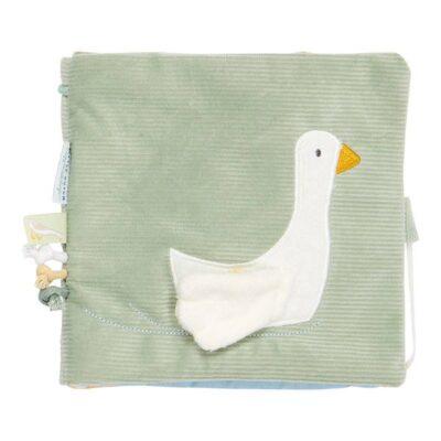 Książeczka aktywizująca Little Goose   Little Dutch