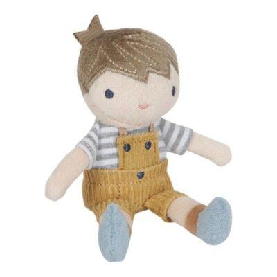 Lalka Jim 10cm | Little Dutch