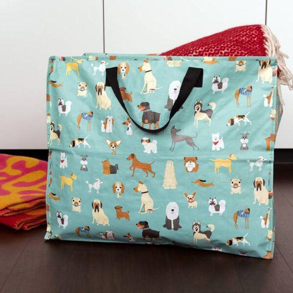 Torba do przechowywania Jumbo Bag, Pieski   Rex London