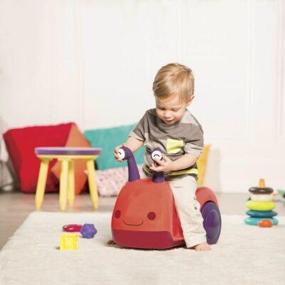 Jeździk żuczek - ślimak | B.Toys